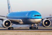 PH-BQA - KLM Boeing 777-200ER aircraft