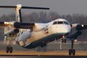 G-JECM - Flybe de Havilland Canada DHC-8-400Q / Bombardier Q400 aircraft