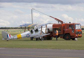 G-ANZZ - Private de Havilland DH. 82 Tiger Moth