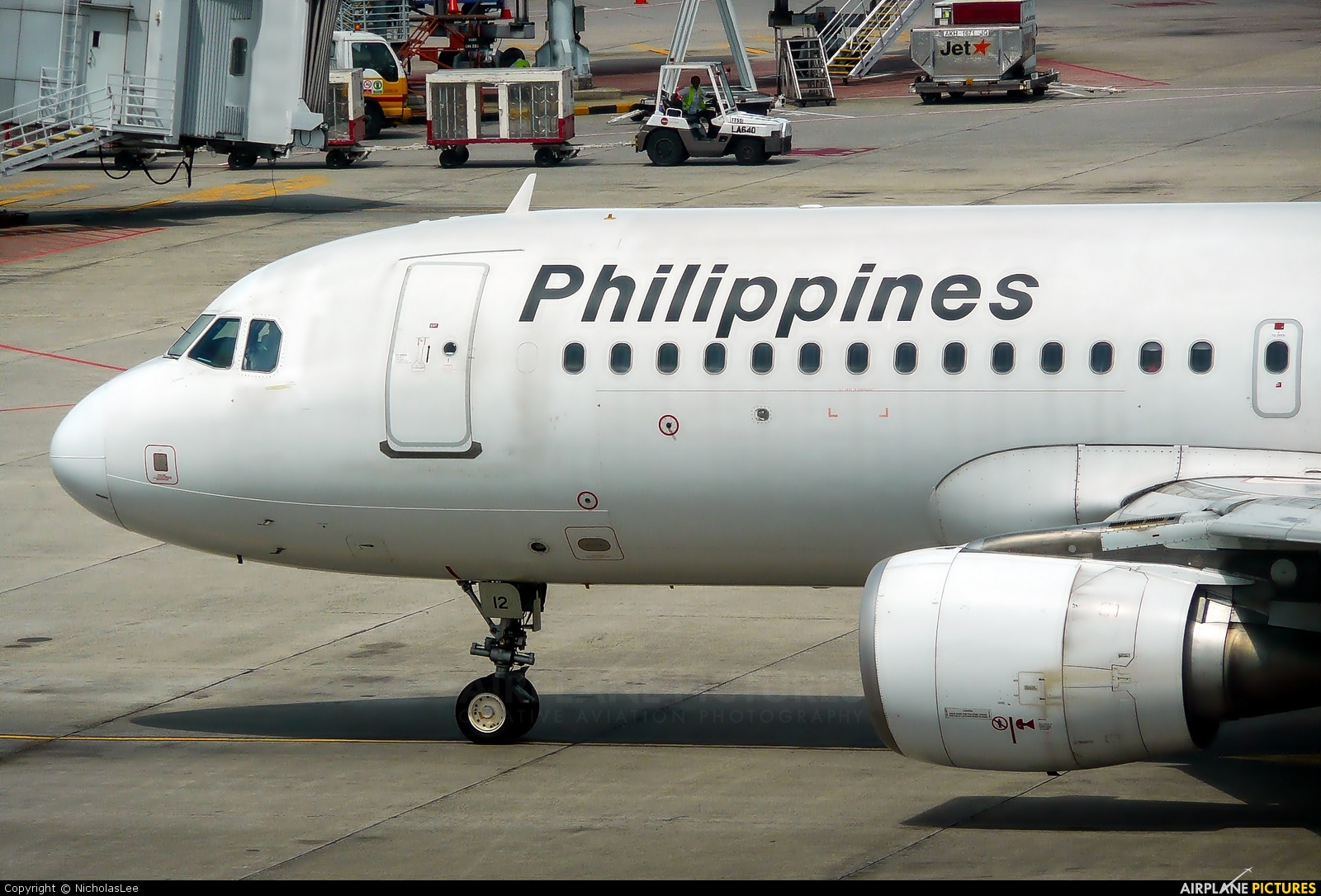 Philippine Airlines Airbus A320 Philippines Airlines Airbus