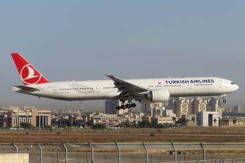 TC-JJL - Turkish Airlines Boeing 777-300ER