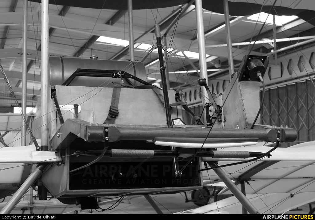 The Shuttleworth Collection G-ASPP aircraft at Old Warden