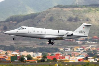 D-CCGN - Quick Air Jet Charter Learjet 55