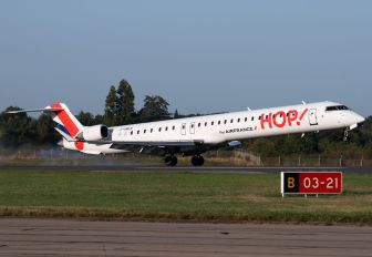 F-HMLN - Air France - Hop! Canadair CL-600 CRJ-1000