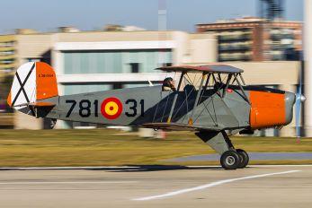 EC-FUU - Fundació Parc Aeronàutic de Catalunya Casa 1.131E Jungman