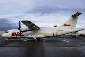 ZS-XCD - Solenta Aviation ATR 42 (all models)
