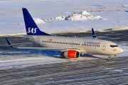 SE-REZ - SAS - Scandinavian Airlines Boeing 737-700 aircraft