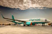 VP-CXJ - Flynas Airbus A320 aircraft