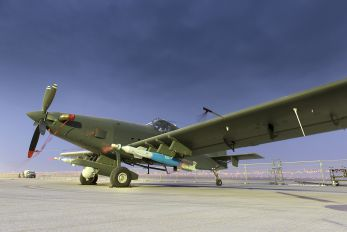 2202 - United Arab Emirates - Army Air Tractor AT-802