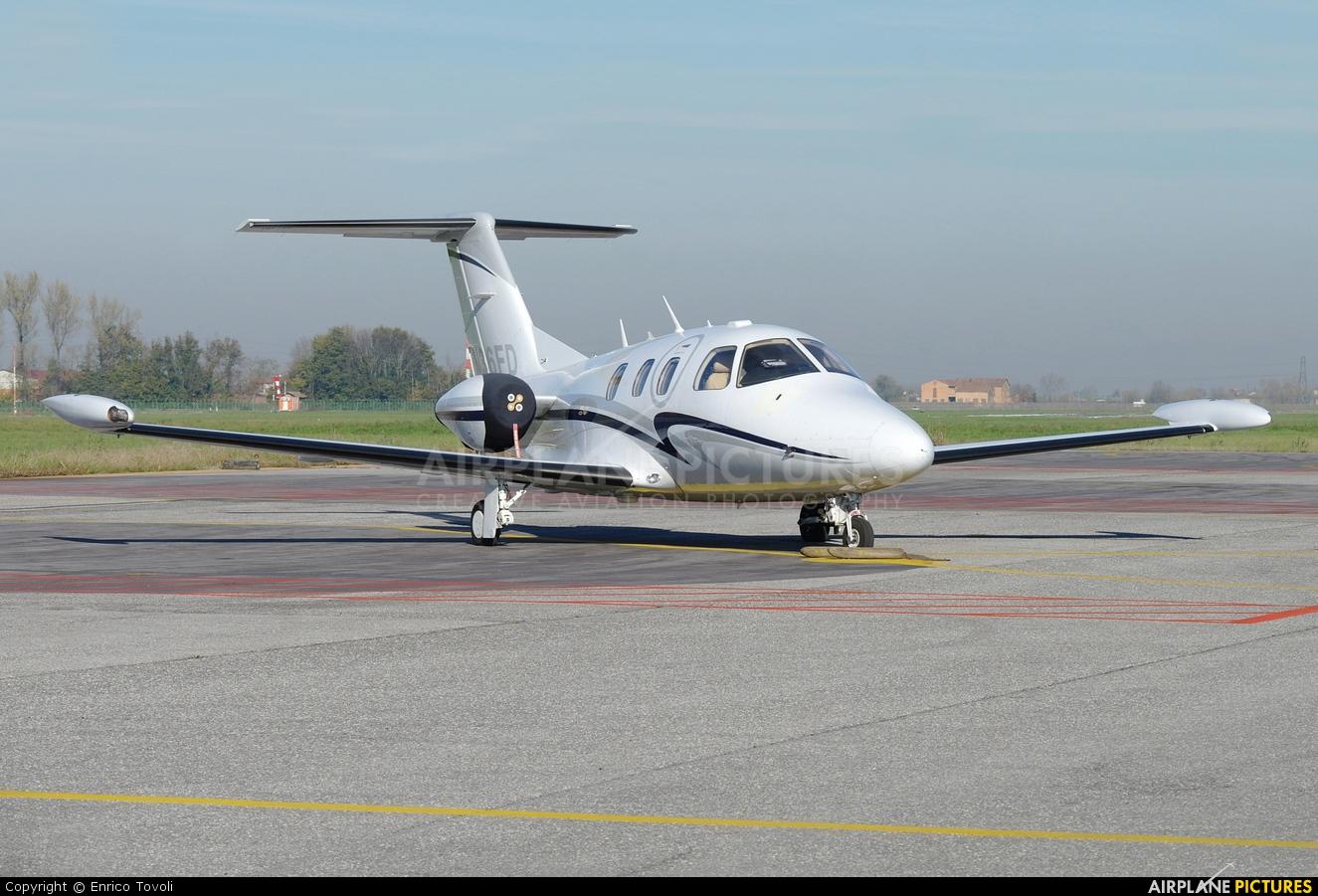 Private N36FD aircraft at Parma
