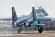 20 - Russia - Air Force Sukhoi Su-34 aircraft