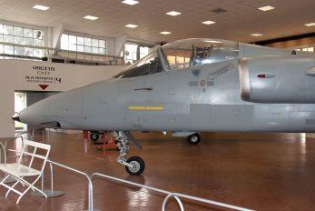 MMX599 - Italy - Air Force AMX International A-11 Ghibli