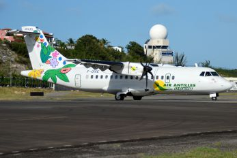 F-OIXE - Air Antilles Express ATR 42 (all models)
