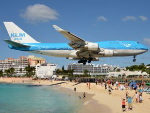 PH-BFH - KLM Asia Boeing 747-400