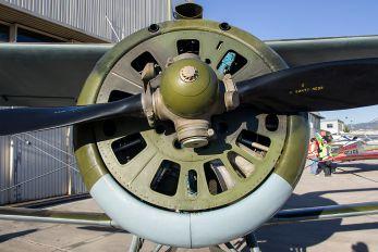 EC-LPC - Fundació Parc Aeronàutic de Catalunya Polikarpov I-153 Chaika