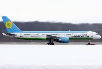 VP-BUI - Uzbekistan Airways Boeing 757-200
