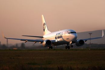 VQ-BJO - UTair Boeing 737-500