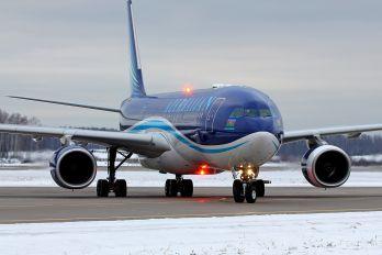 4K-AZ86 - Azerbaijan Airlines Airbus A340-500