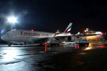 A6-EEH - Emirates Airlines Airbus A380