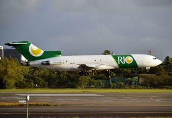 PR-IOF - Rio Linhas Aéreas Boeing 727-200F (Adv)