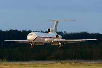 RA-85534 - Russia - Air Force Tupolev Tu-154B