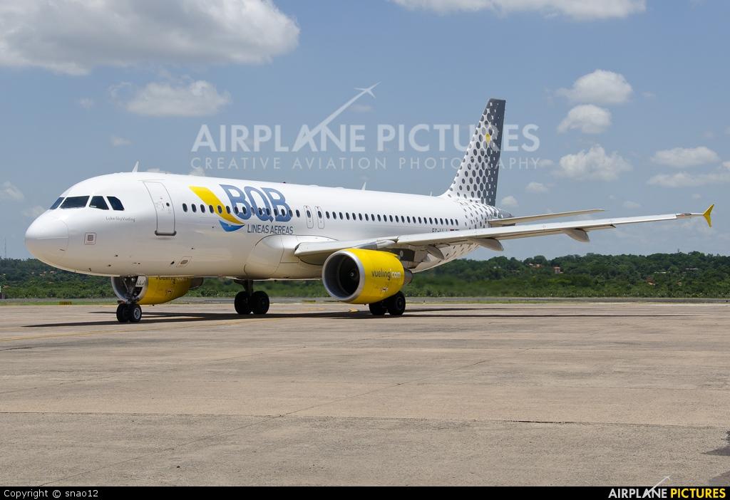 BQB Lineas Aereas EC-LLJ aircraft at Asuncion - Silvio Pettirossi Intl