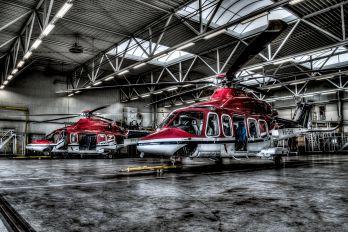 PH-SHK - CHC Netherlands Agusta / Agusta-Bell AB 139