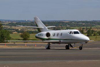 N79TJ - Private Dassault Falcon 10