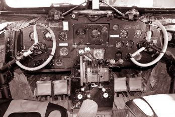 I-RAGF - Private Douglas DC-3