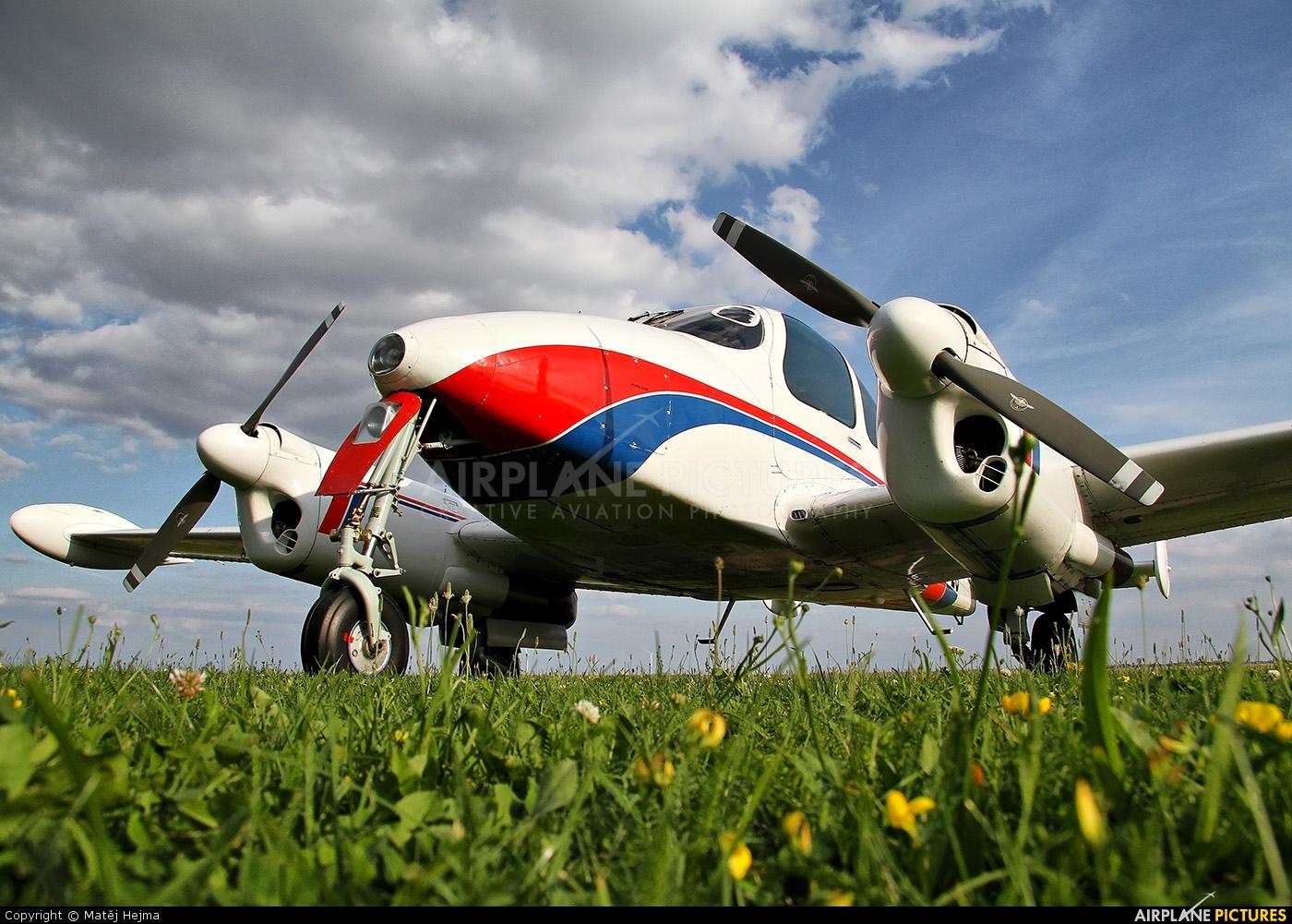 Aeroklub Czech Republic OK-PLO aircraft at Slaný