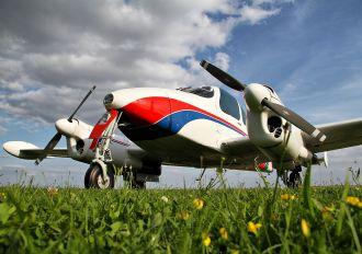 OK-PLO - Aeroklub Czech Republic LET L-200 Morava