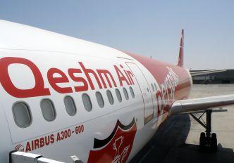 EP-FQM - Qeshm Airlines Airbus A300