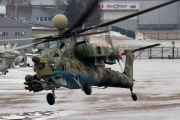 37 - Russia - Air Force Mil Mi-28 aircraft
