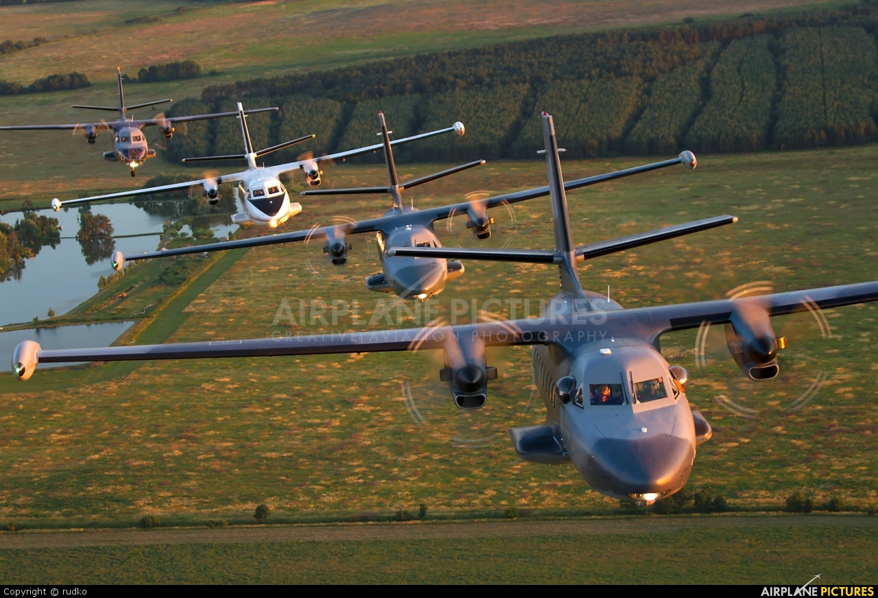 Slovakia -  Air Force 2901 aircraft at In Flight - Slovakia