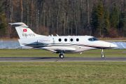 HB-VTS - Private Hawker Beechcraft 390 Premier aircraft