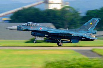 53-8531 - Japan - Air Self Defence Force Mitsubishi F-2 A/B