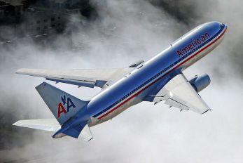 N328AA - American Airlines Boeing 767-200ER