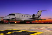 M-WFAM - Private Canadair CL-600 Challenger 605 aircraft
