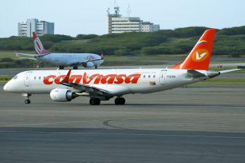 YV2913 - Conviasa Embraer ERJ-190 (190-100)