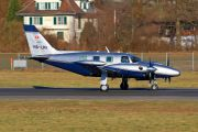 HB-LRV - Private Piper PA-31T Cheyenne aircraft