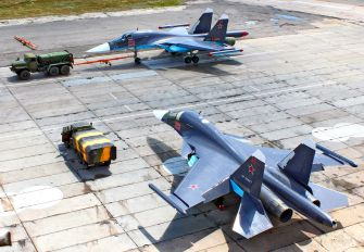 26 - Russia - Air Force Sukhoi Su-34