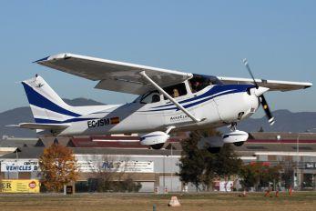 EC-JSM - Aeroclub Barcelona-Sabadell Cessna 172 RG Skyhawk / Cutlass