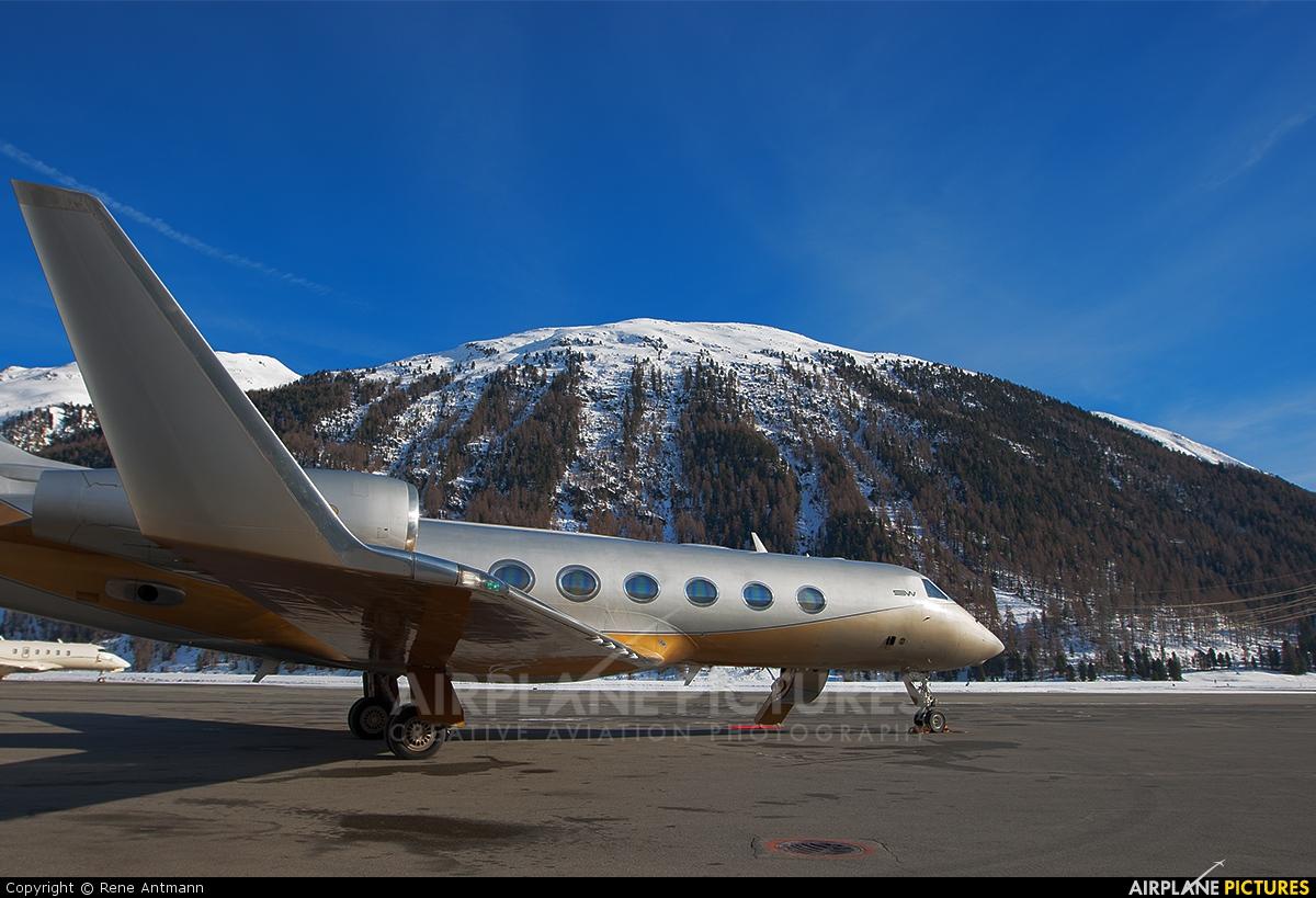 SW Business Aviation AK-AZ888 aircraft at Samedan - Engadin