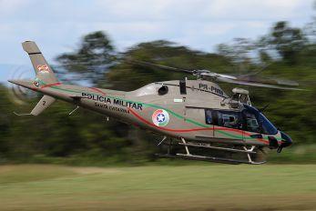 PR-PMM - Brazil - Police Agusta Westland AW119 Koala