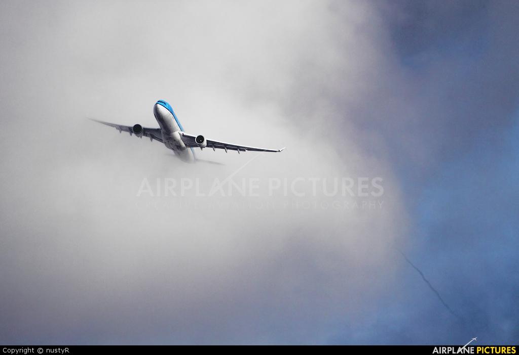 KLM PH-AKA aircraft at Amsterdam - Schiphol