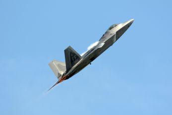08154 - USA - Air Force Lockheed Martin F-22A Raptor