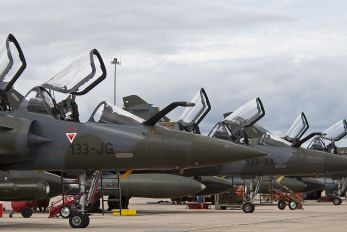 601 - France - Air Force Dassault Mirage 2000D