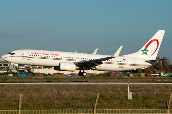 CN-ROA - Royal Air Maroc Boeing 737-800