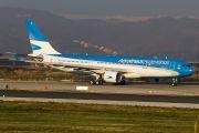 LV-FNL - Aerolineas Argentinas Airbus A330-200 aircraft
