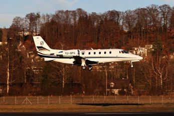 YU-SPC - Prince Aviation Cessna 560XL Citation Excel